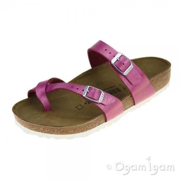 Birkenstock Mayari Womens Graceful Magenta Haze Sandal