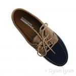 Skechers Go Walk Lite Coral Womens Navy Shoe
