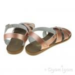 Salt-Water Original Womens Rose Gold Sandal