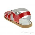 Salt-Water Original Girls Candy Red Sandal