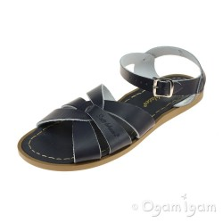 Salt-Water Original Womens Navy Sandal