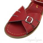 Salt-Water Classic Womens Red Sandal