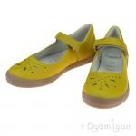 Primigi PTF 14331 Girls Giallo Yellow Shoe