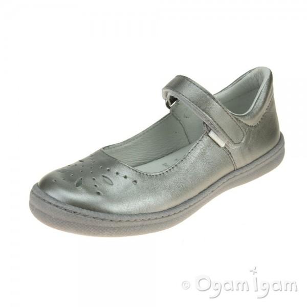 Primigi PTF 14331 Girls Aluminium Shoe