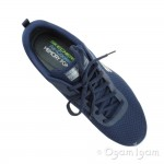Skechers Flex Advantage Dayshow Mens Navy Trainer