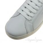 Geox DJ Rock Girls White Shoe