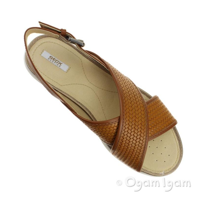 Model Geox Geox U0026#39;Tajah 4u0026#39; Ankle Strap Sandal (Women) | Shoes - Shop It To Me