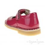 Petasil Cecily Girls Fushia Shoe