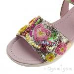 Lelli Kelly Mila Girls Multi Fantasia Sandal