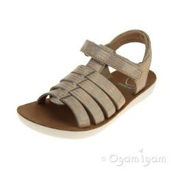 Shoo Pom Goa Spart Girls Laser Sandal