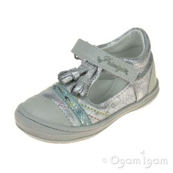 Primigi PBD14103 Girls Argento Shoe
