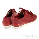 Softinos Isla Womens Red Shoe