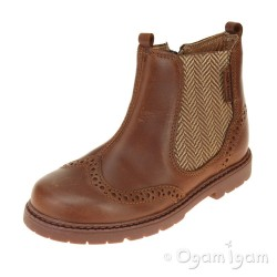 Start-rite Digby Boys Tan Boot