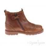 Start-rite Digby Boys Tan Boot