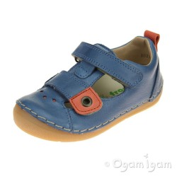 Froddo Infant Boys Blue Shoe