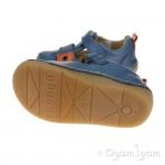 Froddo Infant Boys Blue Shoe