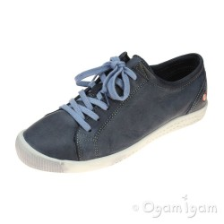 Softinos Isla Womens Navy Shoe