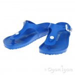 Birkenstock Gizeh Eva Boys Blue Waterfriendly Sandal