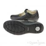 Primigi PCI 23794 Girls Black School Shoe
