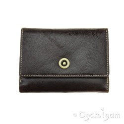 Blousey Brown 10168 Brown Leather Wallet