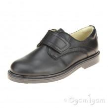Primigi 44444 Boys Black School Shoe