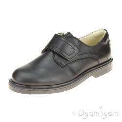 Primigi 44444 Boys Black School Shoe
