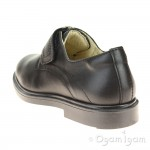 Primigi POX 24434 Boys Black School Shoe