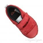 Clarks City Vine Lo Red Camo Shoe