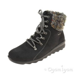 Romika Vegas 11 Womens Black Waterproof Boot