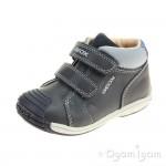 Geox Toledo Boy Boys Dark Navy-Grey Boot