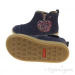 Shoo Pom Bouba Apple Girls Night Blue Boot