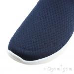 Skechers GoWalk Joy Rejoice Womens Navy-White Shoe