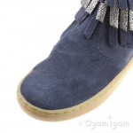 Shoo Pom Play Huron Girls Night Blue Boot