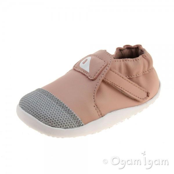 Bobux Xplorer Origin Infant Girls Blush Shoe