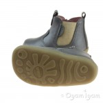 Bobux Jodphur Girls Charcoal Shimmer Boot