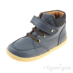Bobux Timber Boys Navy Boot