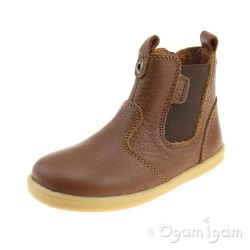 Bobux Jodhpur Boys Girls Toffee Boot