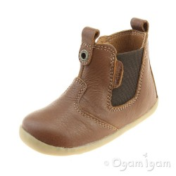 Bobux Jodphur Boys Girls Toffee Boot