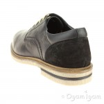 Josef Seibel Stanley 04 Mens Black Shoe