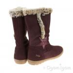 Primigi PTY GTX 24368 Girls Vino/Beige Boot
