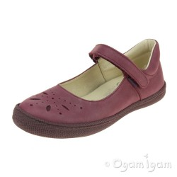 Primigi PTF 24323 Girls Amaranto Purple Shoe