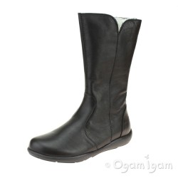 Primigi PWT 24309 Girls Black Boot