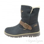 Primigi Progt 23862 Girls Blue Waterproof Boot