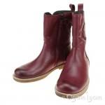 Froddo G3160086 Girls Bordeaux Red Boot