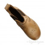 Froddo G3160080 Girls Boys Cognac Chelsea Boot