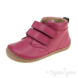 Froddo G2130146 Infant Girls Fuchsia Boot