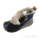 Froddo G2160040 Infant Boys Dark Blue Boot