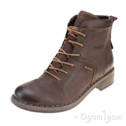 Josef Seibel Selena 50 Womens Brown Waterproof Boot