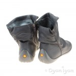 Softinos Nat Anthracite Womens Anthracite Boot