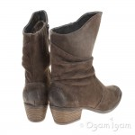 Josef Seibel Daphne 37 Womens Vulcano Brown Boot